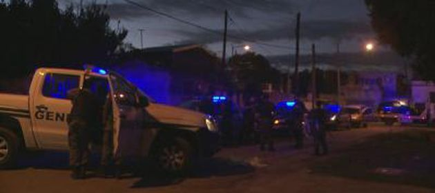 Más de 20 personas detenidas en un importante procedimiento antidroga en barrio Ludueña
