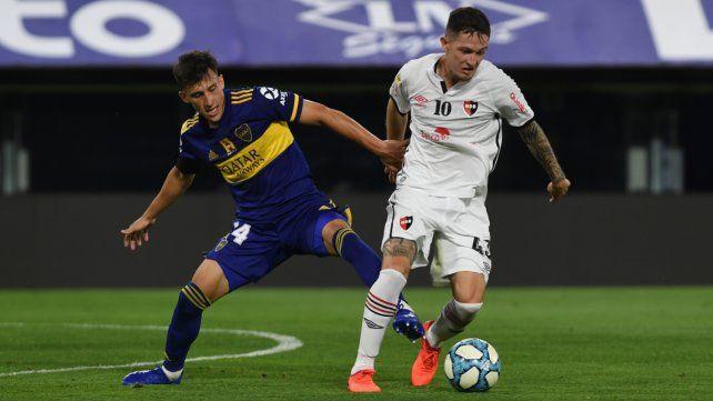 Moreno se desgarró el sóleo izquierdo en el partido ante Godoy Cruz y se suma a la lista de lesionados que integran Aguerre