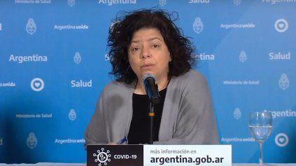 Rusia siempre ha priorizado a la Argentina, aseguró la ministra de Salud, Carla Vizzotti.