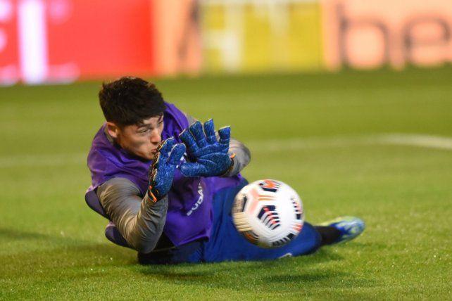 Romero tuvo una actuación destacada en casi todos los partidos.