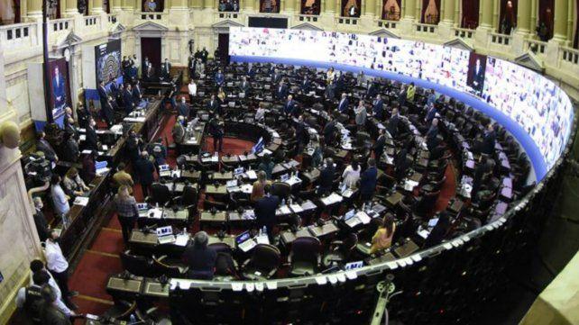Seguí en vivo: Diputados debate convenio internacional contra la violencia y acoso laboral