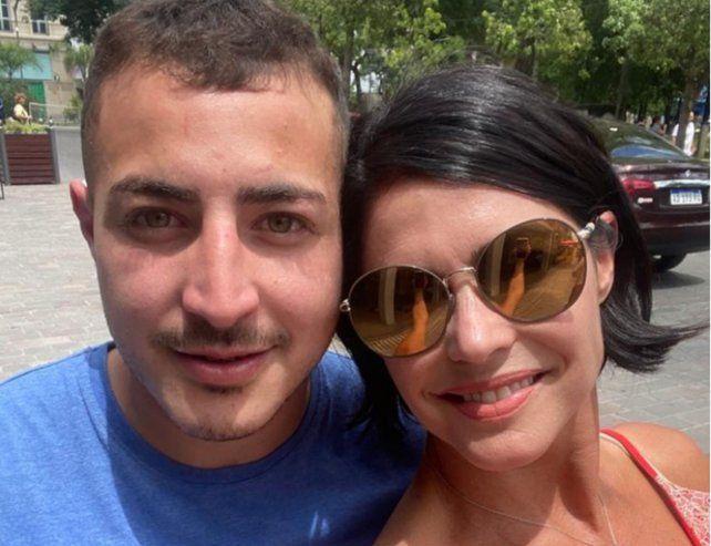 Murió el hermano de Pamela David: tenía problemas de adicciones