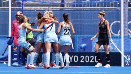 Va por otra medalla. Argentina disputó cinco de las últimas seis semifinales en Juegos Olímpicos: Sydney 2000, Atenas 2004, Beijing 2008, Londres 2012 y Tokio 2020.