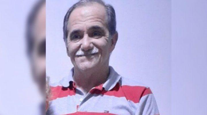 Denuncia de pedido de paradero de Roberto Parente. Cualquier dato llamar al 911