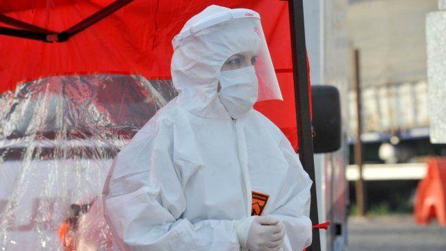 Récord de casos diarios en la provincia: hubo 19 contagios