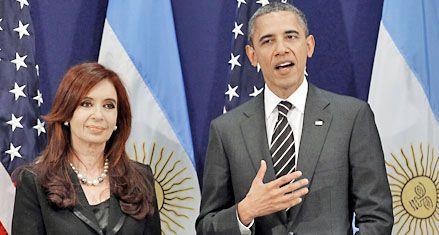 Obama apoyó a la Argentina en una causa iniciada por fondos buitres
