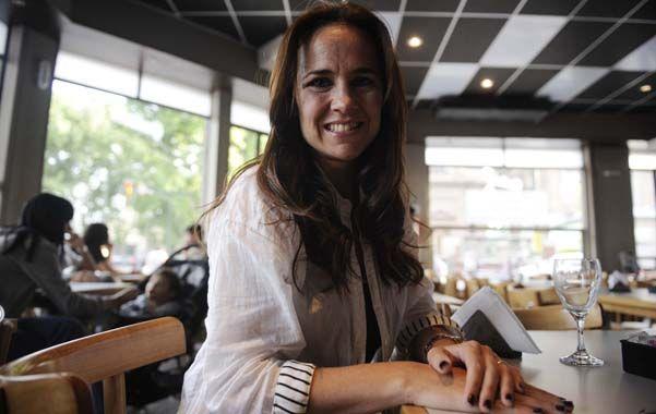 Martínez dijo que no dejará de lado la actividad local en caso de ser electa diputada nacional.
