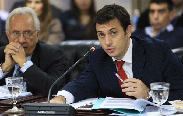 Alvarez. El nuevo auditor cuestionado. (NA)