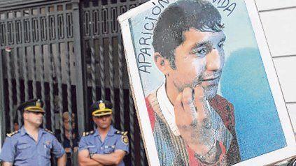 La imagen de Franco Casco en la comisaría 7ª, donde el joven estuvo detenido.