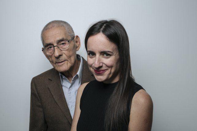 """La directora Maite Alberdi sobre Chamy: """"Fue amor a primera vista""""."""