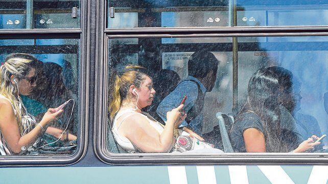 Climatización. Viajar cómodos a bordo de los colectivos.