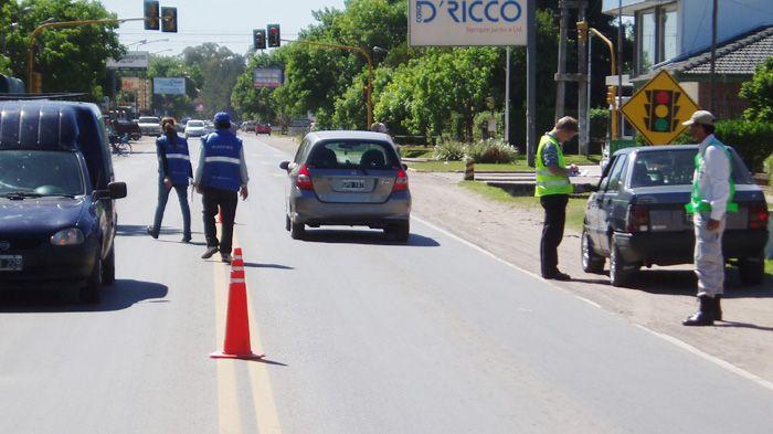 Los operativos de tránsito podrían incorporar test de narcolemia.