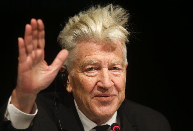 El director de cine estadounidense David Lynch pidió por un mundo en paz