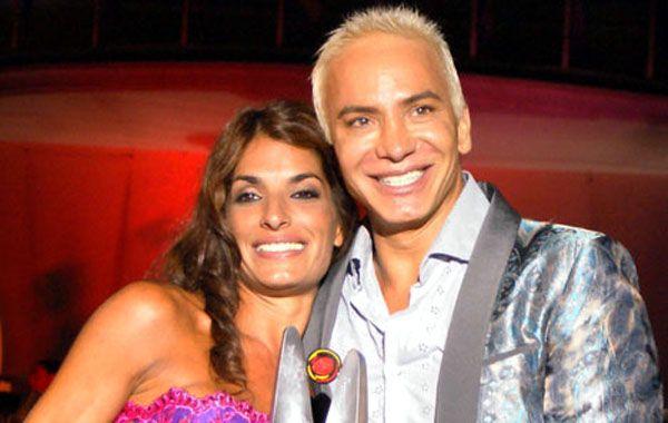Mejores tiempos. Romina Propato y Flavio Mendoza ahora están enfrentados por un millonario juicio.