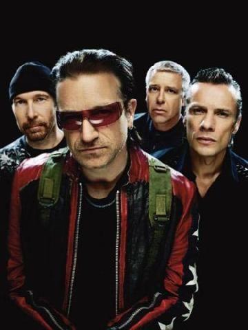 U2, la banda de rock más rica del mundo
