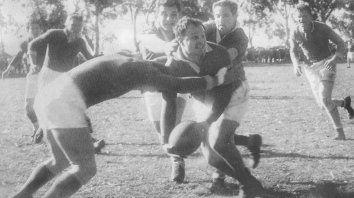 Rosario empató con Tucumán pero por un raro sorteo quedó fuera de competencia en el Campeonato Argentino de 1966.