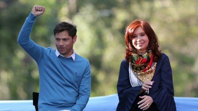 Cristina Kirchner y Axel Kicillof expondrán el 1º de marzo ante Casación en la causa dólar futuro