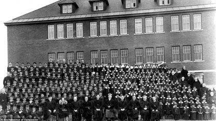 Trágicos y sorprendentes hallazgos en escuelas del oeste canadiense