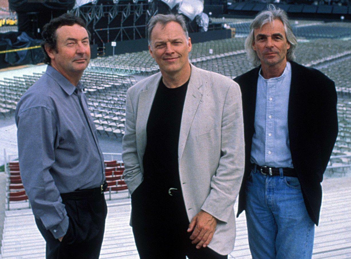 Pink Floyd vuelve a las bateas con un nuevo disco