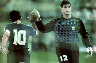 La selección argentina de Italia 90, la más odiada de todos los tiempos