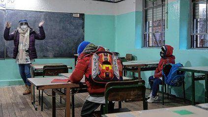 Las aulas en pandemia