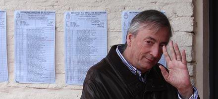 Néstor Kirchner sufrió un duro revés en la apuesta más fuerte del oficialismo