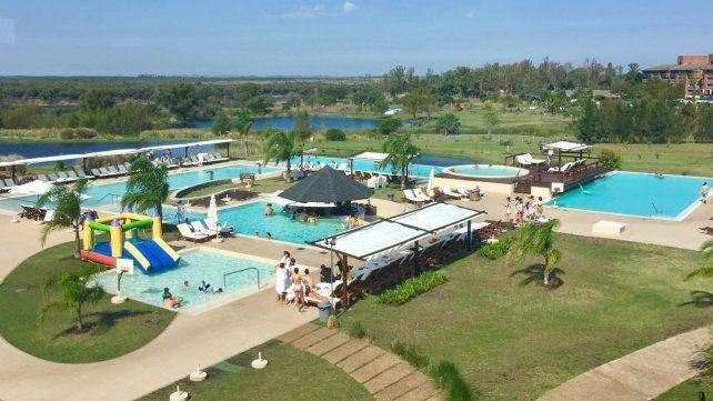 TERMAS. El turismo termal es el principal que tiene el sector hotelero en Entre Ríos.