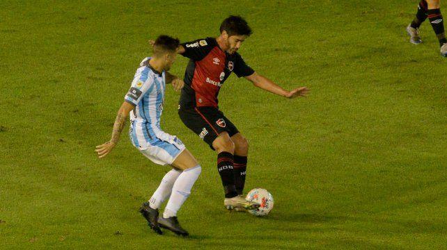 Pablo Pérez será una baja clave por la función que cumple.
