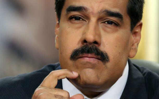 En picada. 2015 no será un año fácil para el presidente venezolano.