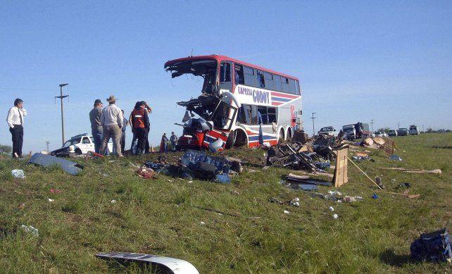 La tragedia del colegio Ecos ocurrió cerca de Margarita (archivo/La Capital).