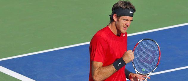 Delpo buscará pasar a octavos de final en el US Open.