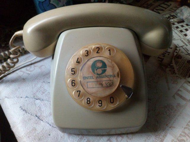 El teléfono alguna vez fue el rey del hogar