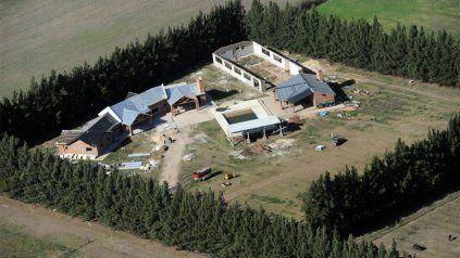 La conocida quinta de Pérez, un activo adquirido por la familia Cantero en 2012.