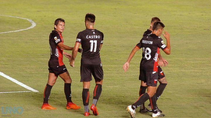 De los 10 goles que lleva convertidos Colón, siete de ellos los anotó en los segundos tiempos.