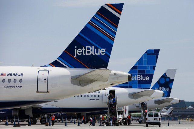 Paso positivo. JetBlue hará la ruta inicial entre Fort Lauderdale