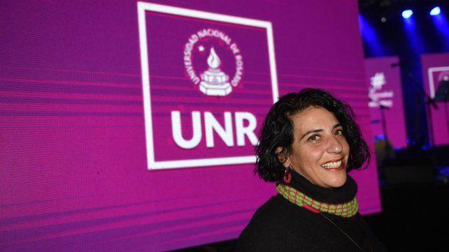 Pionera. Rovetto fue parte del equipo que hizo punta en la Facultad de Ciencia Política.