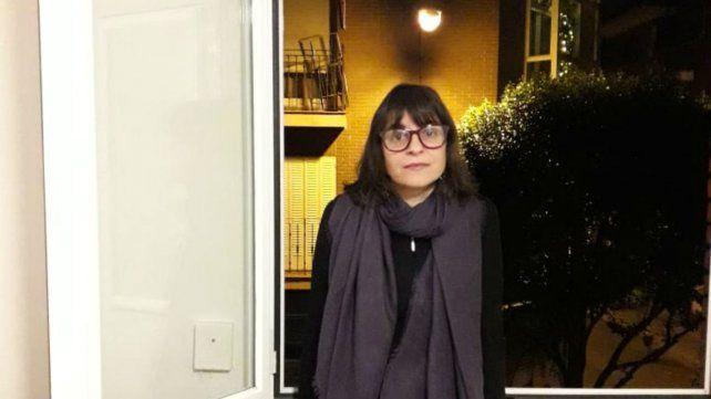 María Eugenia Cardinalealquila una habitación en un departamento en Carabanchel.