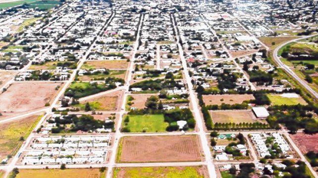 para la gente. El proyecto contempla un relevamiento y reserva de tierras públicas de la ciudad.