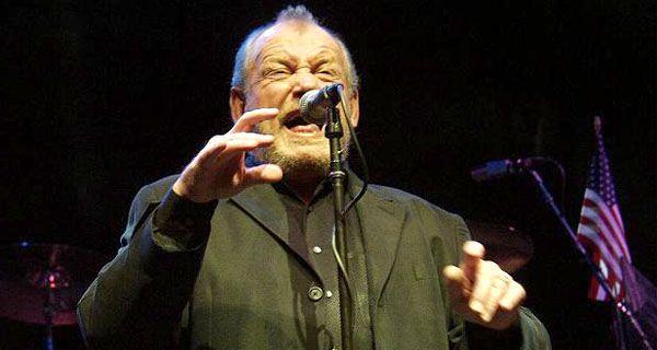 Joe Cocker cantará en marzo en Metropolitano