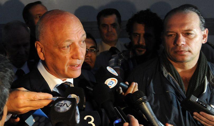 Bonfatti reclamó por la presencia de las fuerzas federales en la provincia.