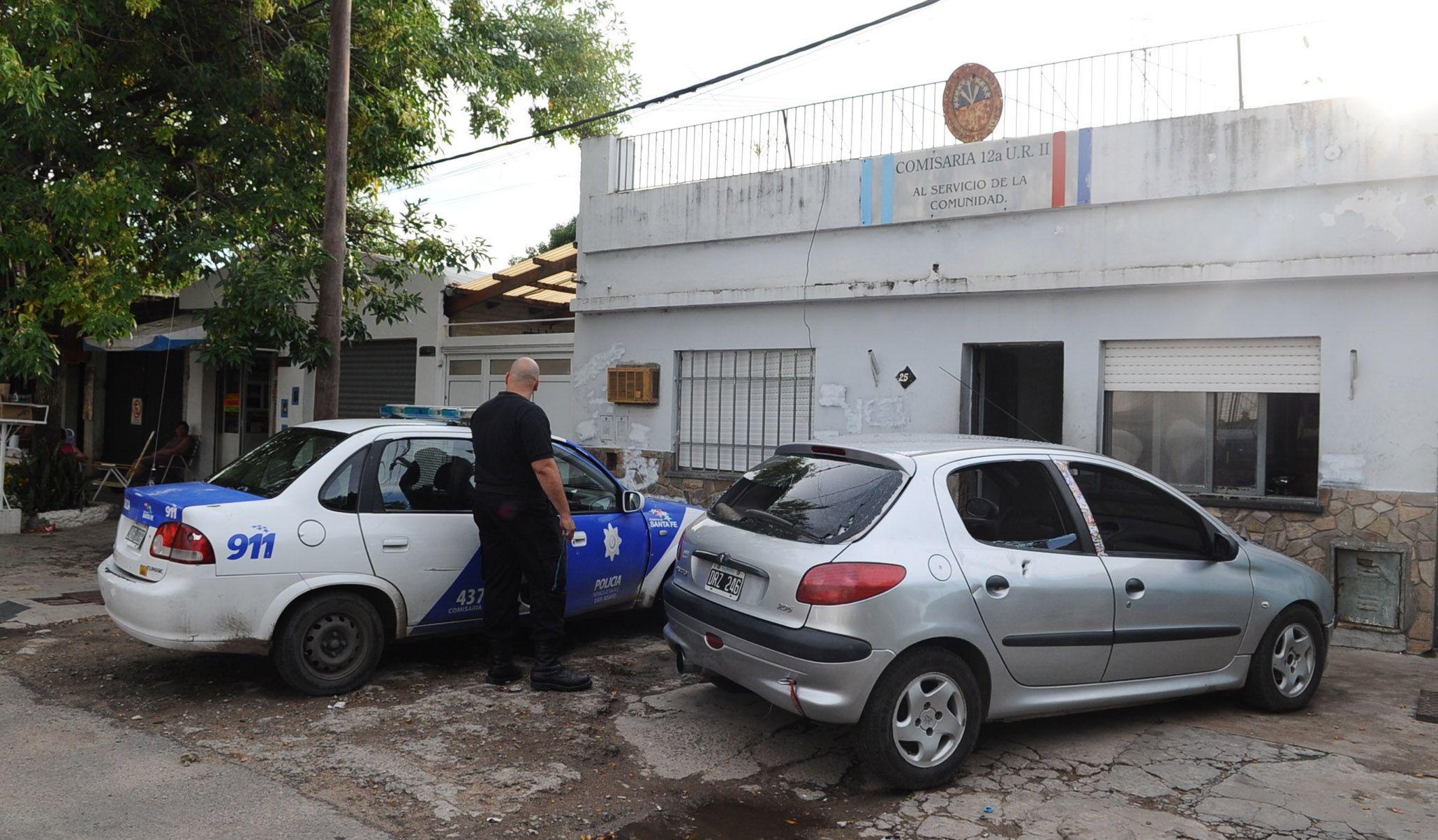 Las actuaciones del caso quedaron a cargo de la comisaría 12ª (Foto: Silvina Salinas)