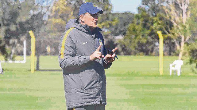 Mente abierta. Bauza está convencido de que tiene que cambiar para que su equipo tenga chances en La Boca.