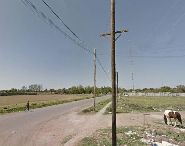 Unas 75 familias con sus chicos ocupan desde hace tres meses los terrenos en barrio Godoy.