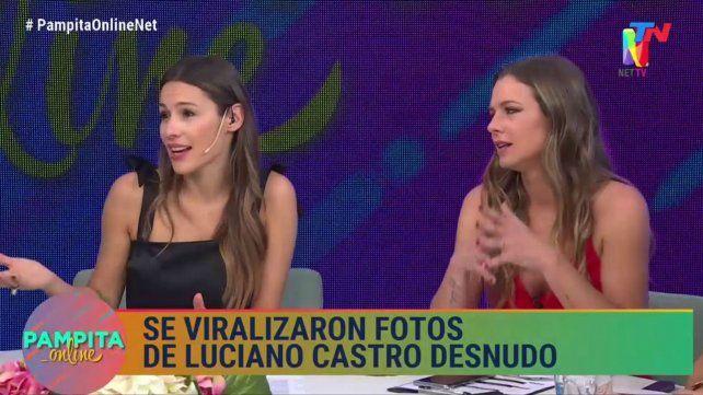 Pampita le pidió perdón a Sabrina Rojas y Luciano Castro por las fotos íntimas del actor