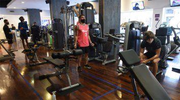 Los dueños de los gimnasios están resueltos a volver a abrir, a pesar de lo que decidan hoy las autoridades provinciales.