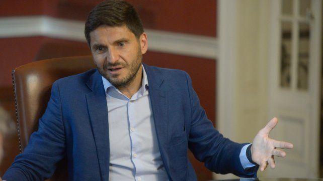 Pullaro: Perotti eligió reemplazar propuesta por agravio