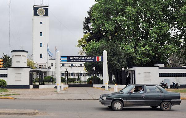 Los vehículos secuestrados fueron llevados a la Jefatura de policía.