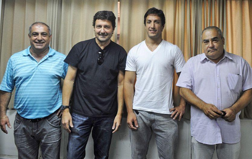 El presidente de la cámara de boliches