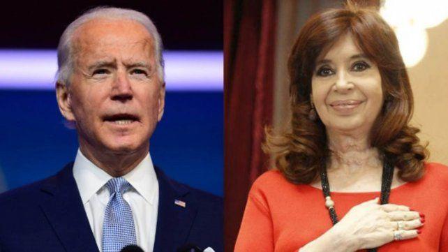La vicepresidenta elogió el discurso y anuncios del presidente Joe Biden.