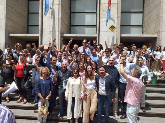 La agrupación de Foro Unido se impuso en las elecciones del Colegio de Abogados.